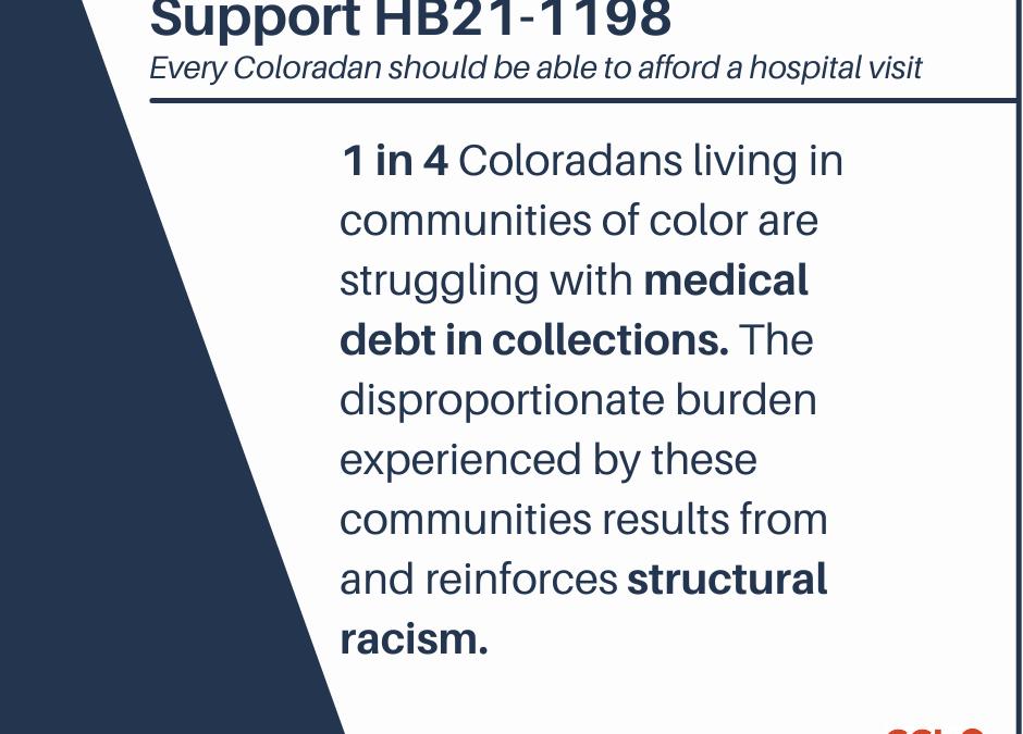 Tell Legislators to Take Action on Hospital Billing Reform