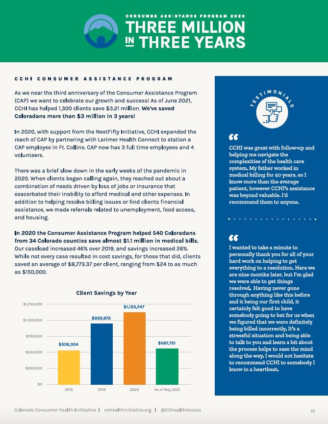 CAP 2020 report image